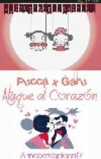 Pucca x Garu. Ataque al Corazón  by annabethjackson17