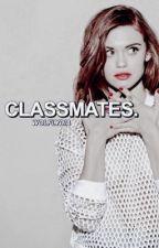Classmates by wolflydia