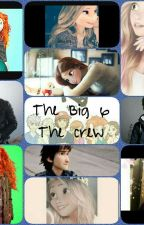 Rotbtfd : The Crew Ask And Dare The Big 6 by xCrazy_Alya_Annax