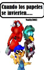 (DHMIS AU) Cuando los papeles de invierten by Vailly2002
