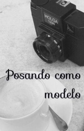 Posando como modelo by Alelubets