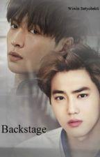 Backstage || NC || EXO Vers. by WiwinSetyobekti