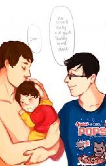 Phan Mpreg and Parenting One Shots