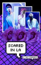 Scared In LA (A BTS J-Hope FanFic) #Wattys2017 by madytuanfanfics