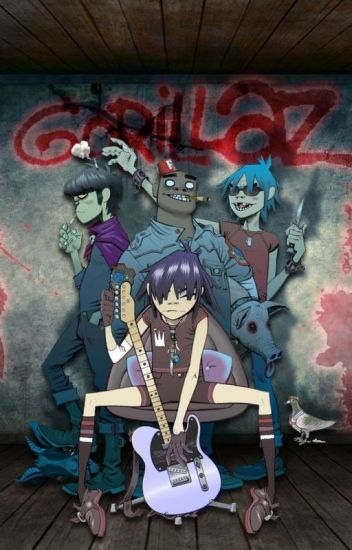 Wake Up (Gorillaz x Reader) BOOK 1