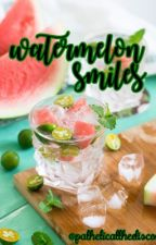 watermelon smiles (ryan ross x reader) by alexthelandfill