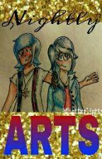 Nightly Arts (4) by nightiki-