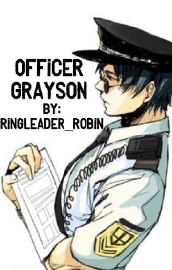 Officer Grayson (Status/MB )