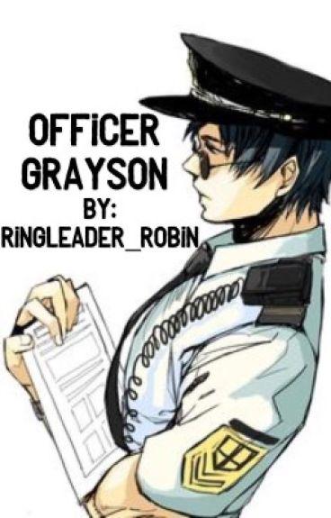 Officer Grayson (Status/MB )