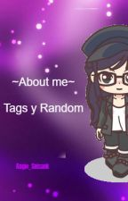 Tags y Random by Angie_Snisank
