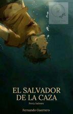 Percy Jackson El Salvador de la Caza  by palacio_momo