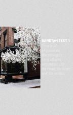 - Bangtan Text - | Part 1 | by 4D_Land