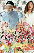 A GAY AND A BAD GIRL by realfunrabbit