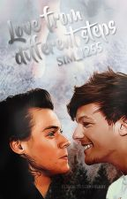 Love from different steps ||Larry|| by Sim_1255