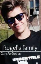 Rogel's family  (Rubelangel) by RubiuhSenpai