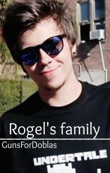 Rogel's family  (Rubelangel)