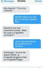 Ruggarol - SMS -  EN PAUSE by Celeste-White