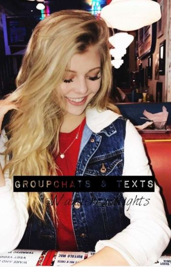Tlg/Digi/YouNow groupchats and texts