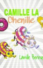 Camille La Chenille. by CamilleBeringer
