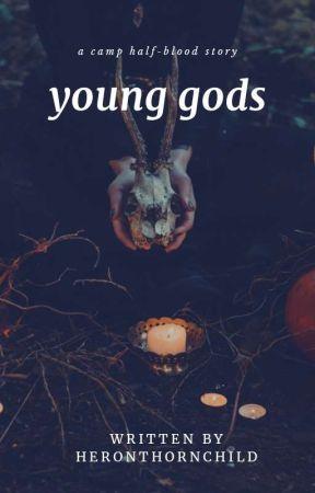 Young Gods    Camp Half-Blood by nerdyhemmo