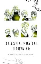 Musical Celestial Lightning by DevAngel13
