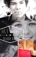 Hi, I exist |Larry Stylinson by BlackSwan_31