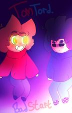 ~Bad Start~ וTom X Tord•× [REMAKE] by giant_robotpng