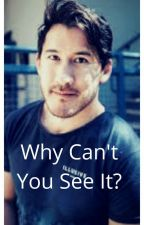 Why Cant You See It? ( Markiplier x Reader) by JemiLoverXD