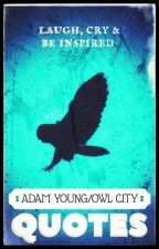 Adam Young/Owl City Quotes by Shy_Shadow