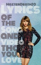LYRICS OF THE SONG AND VIDEO THAT YOU LOVE by thatgirlsayswhat