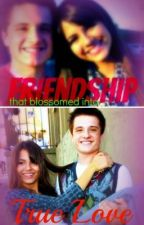 Friendship that blossomed into true love (A Josh Hutcherson love story) by Golden-author