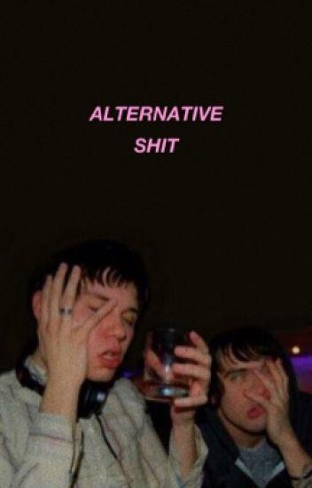 ✁- - alternative shit