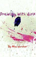 drawing with Alex | الرسم مع اليكس  by missworekar
