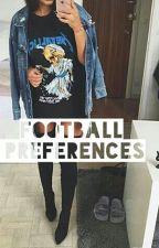 Football preferences ⚽ by juanna_a
