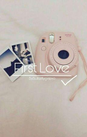 First Love | Kim Taehyung  by Butterflygirlexo