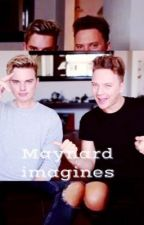 Maynard imagines  by basicfangurl665