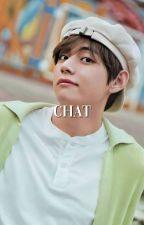 chat | taehyung ; #wattys2017 by -kooklicious