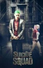 Suicide Squad- Joker and Harley Fanfiction by creepywriter1408