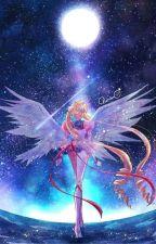 Rant Book D'une Princesse De La Lune A La Recherche De Son Prince  by Princess_friends