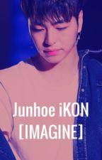 JUNHOE iKON [IMAGINE] by ikons_gf
