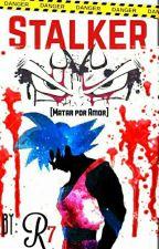 """Mi Acosador"" (Goku x Milk) by ruedamarifer7"