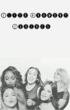 Fifth Harmony Zodiacs by FigliodiAde99