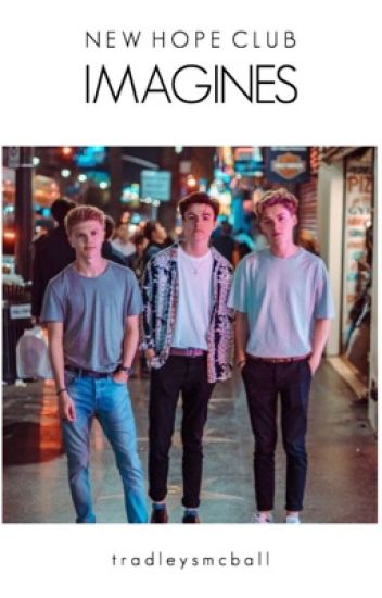 New Hope Club imagines