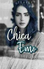 """""""LA CHICA EMO"""" (De la oscuridad a la luz) [EN EDICIÓN] by galletavoladora12"""