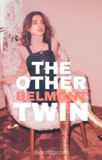 The other Belmont twin + [Jake Fitzgerald]