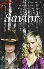 Savior~Carl Grimes #wattys2016 by walkerjedi