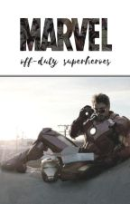 MARVEL: Off-Duty Superheroes [one-shots + imagines] by jandralee