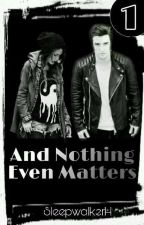And Nothing Even Matters |Logan Henderson| by SleepwalkerH