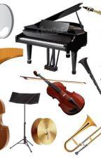 Musical instrument smut oneshots  by egglovesamanda