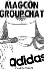 Magcon groupchat  by lowkeyshayes